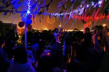 Silvester und Neujahr in Bangkok