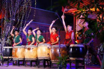 Das Tourismusfestival in Bangkok