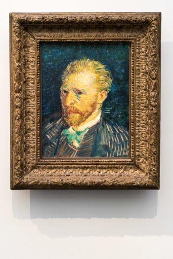 Van Gogh im Louvre in Abu Dhabi
