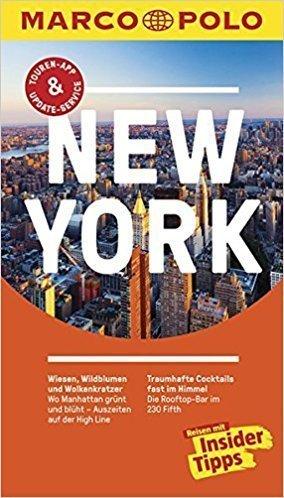Reiseführer für New York von Marco Polo