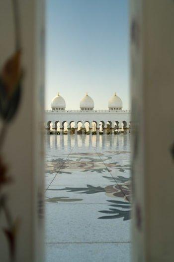 Zayid Moschee