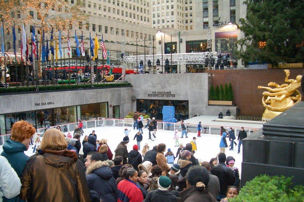 New York im Dezember