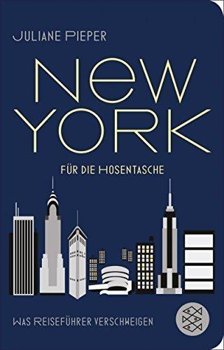 Reiseführer für New York für die Hosentasche