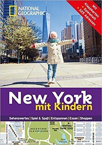 New York Reiseführer Familien mit Kindern