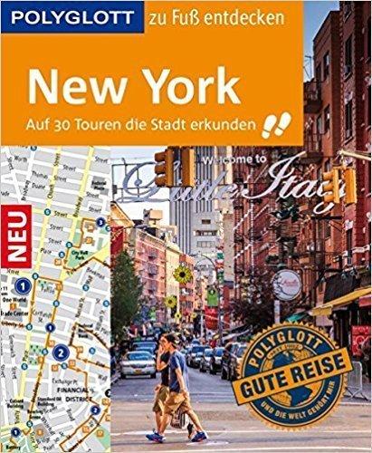 New York zu Fuß Erkunden