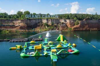 Wasserpark im Grand Canyon