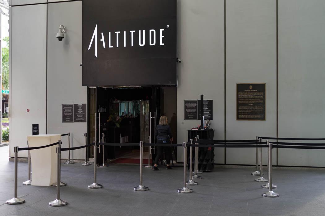 1 Altitude
