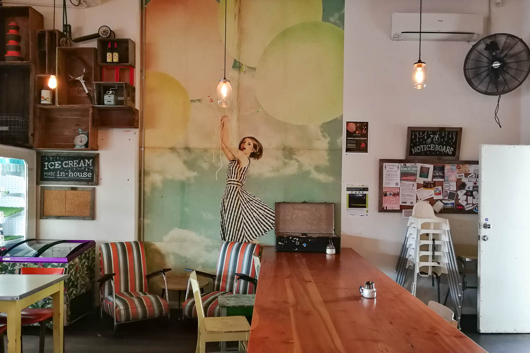 Ootong & Lincoln Cafe in Fremantle, Perth