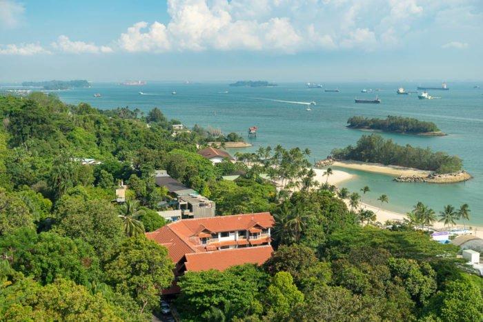 Sentosa Island: Die besten Attraktionen auf Singapurs Vergnügungsinsel