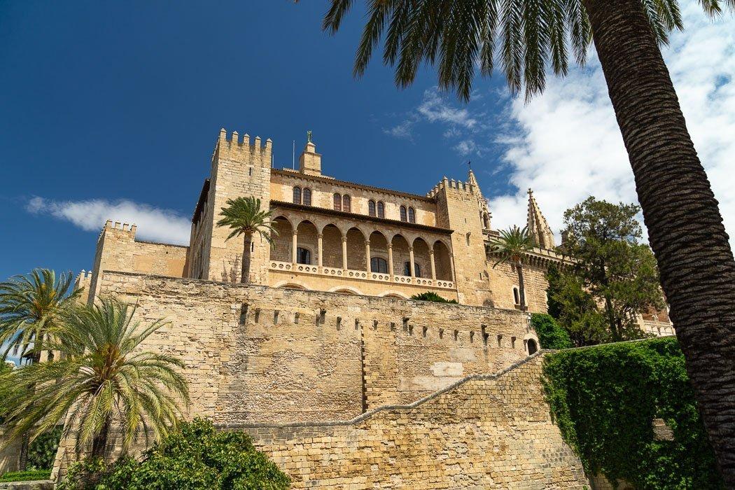 Königspalast La Almudaina