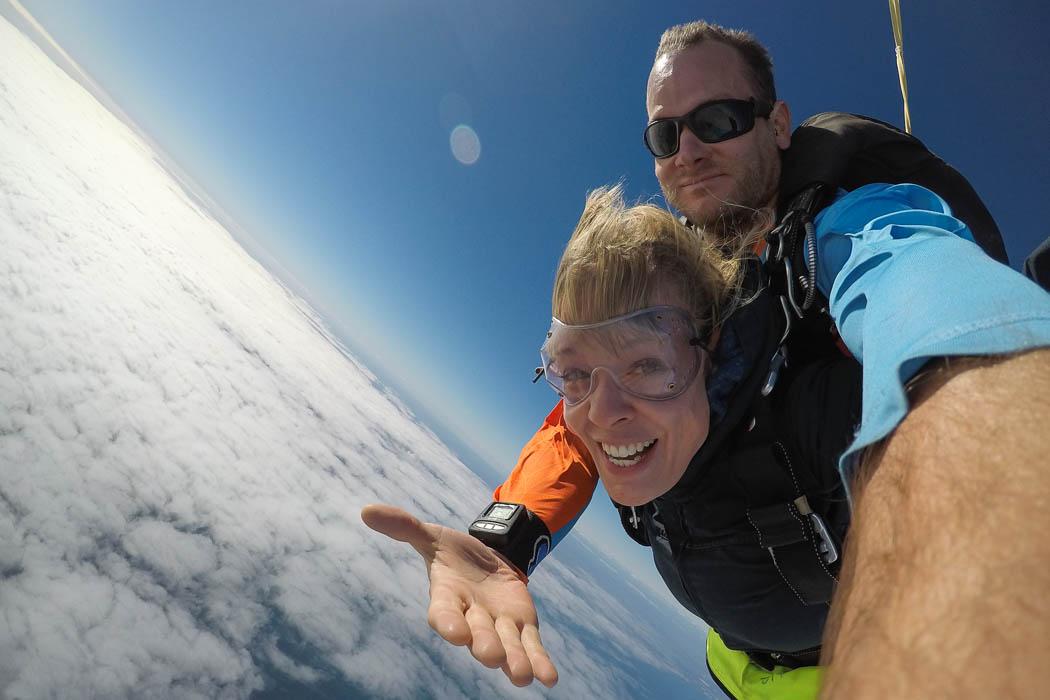 Foto: Geronimo Skydiving Rottnest Island