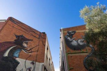 Streetart in Perth