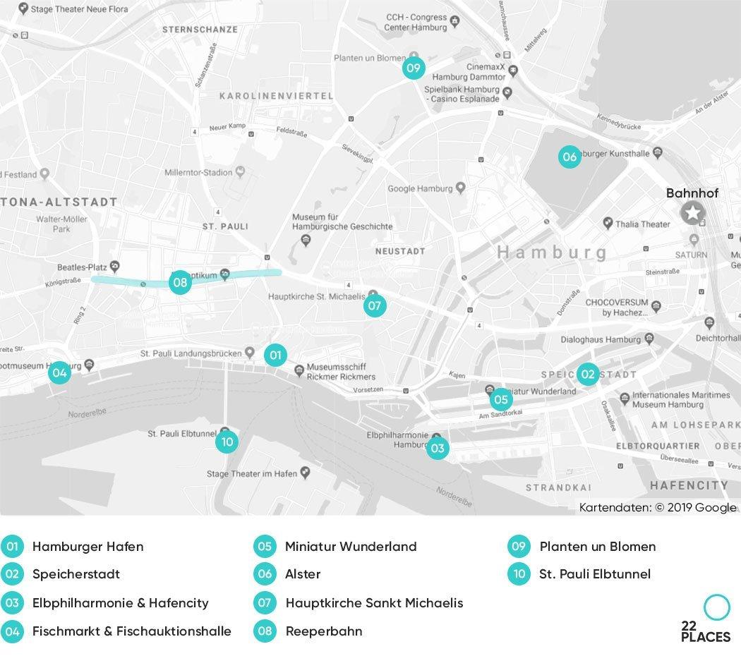 Die 10 Schonsten Sehenswurdigkeiten In Hamburg Unsere Tipps
