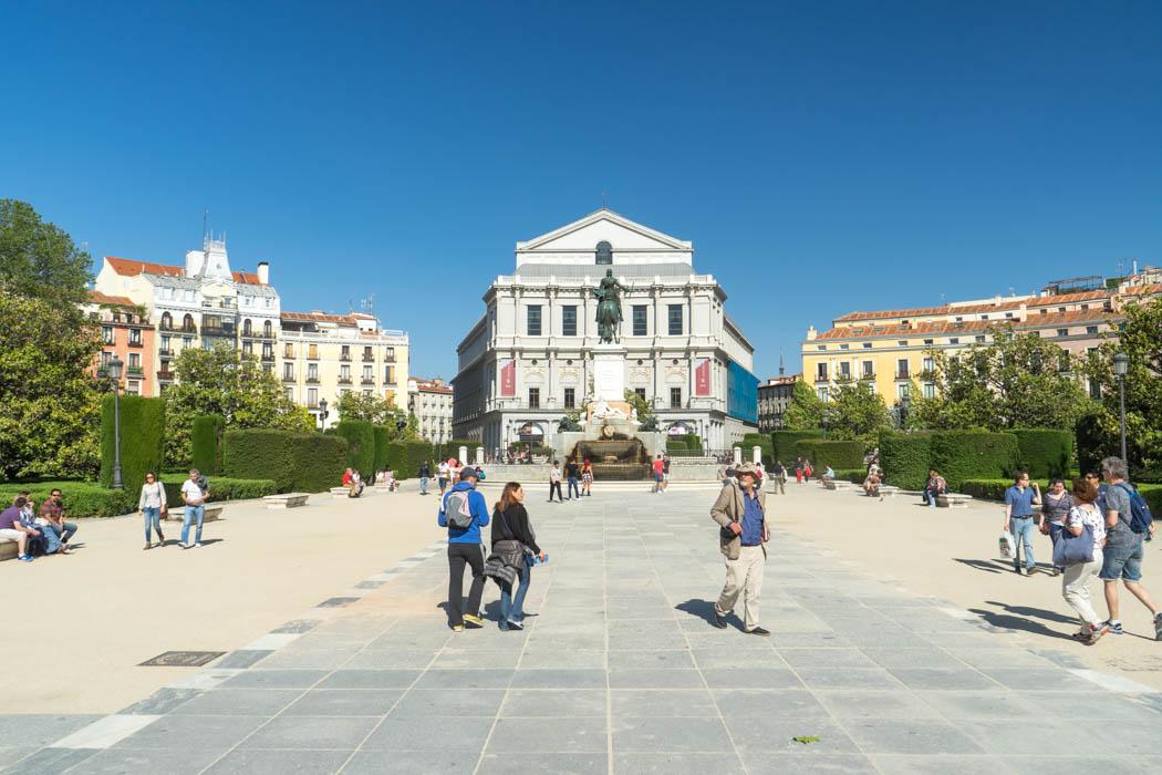 Place de Oriente