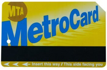 Die New York MetroCard