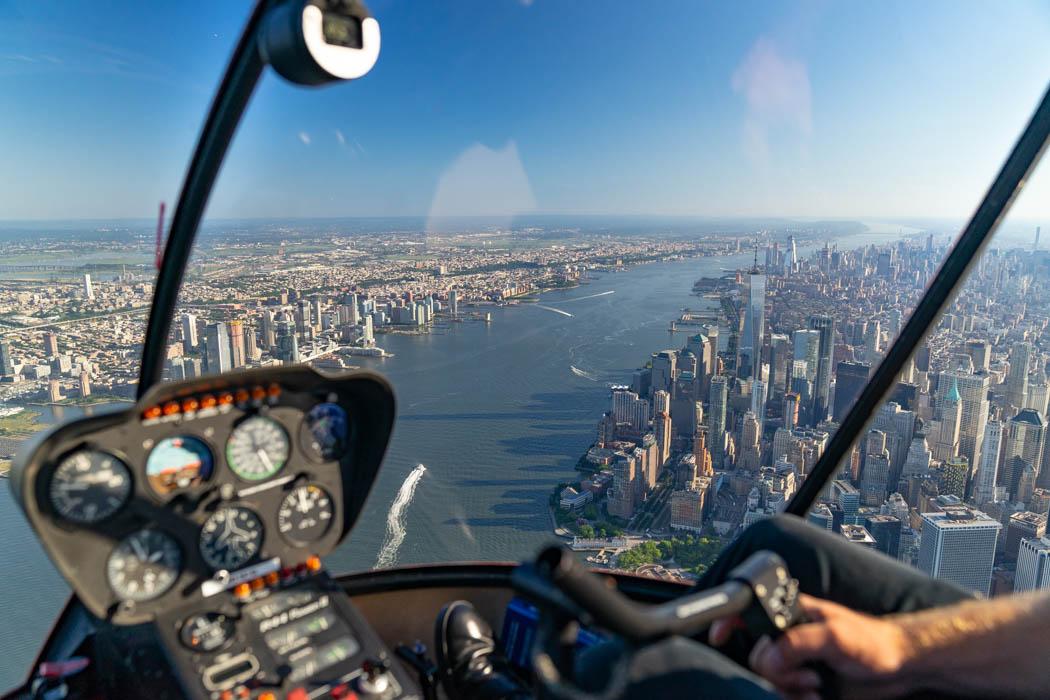 Hubschrauber Rundflug über New York