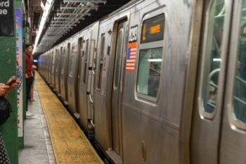 U-Bahn Fahren New York