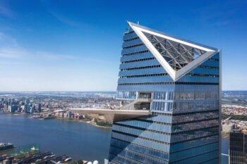New York Edge: Die höchste Freiluftplattform der westlichen Welt