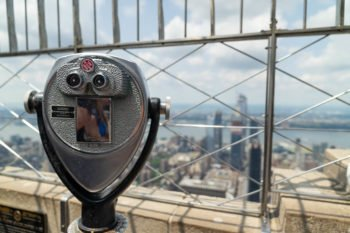 Empire State Building: So kommst du auf die Aussichtsplattformen