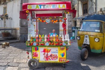 Alles zur sizilianischen Küche