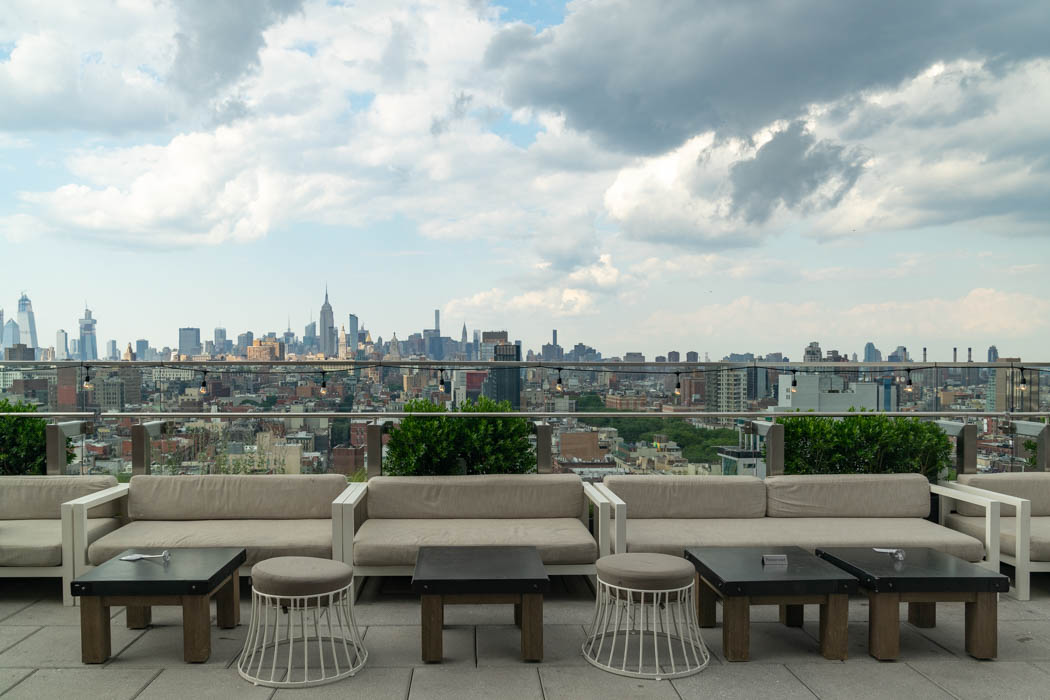 Hotel 50 Bowery Rooftop