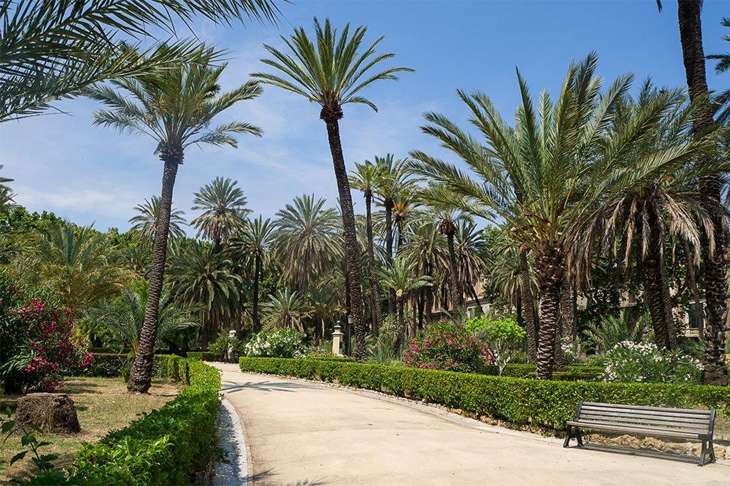 Villa Bonanno Park