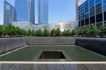 9/11 Gedenkstätte