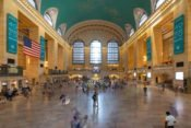 Die Grand Central Station in New York
