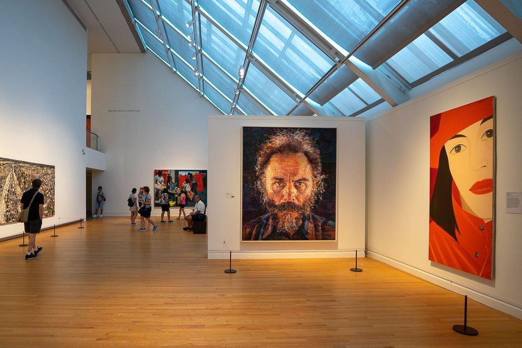Das Metropolitan Museum of Arts