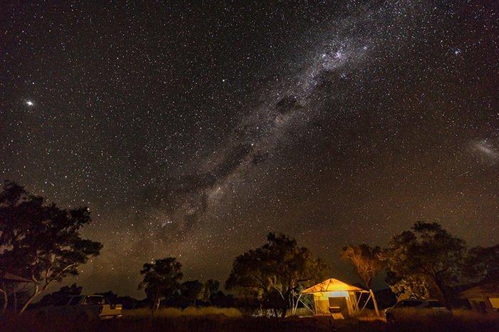 In unserem Online-Fotokurs lernst du, wie man Sterne fotografierst