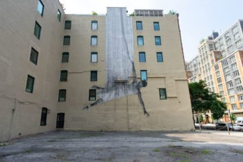 Streetart in Soho