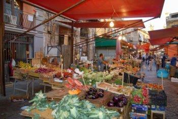 Ballaro Markt
