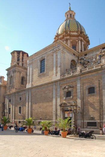 Palermo Kirche