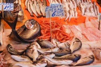 Fische Markt