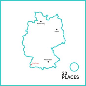 Wo liegt Freiburg?