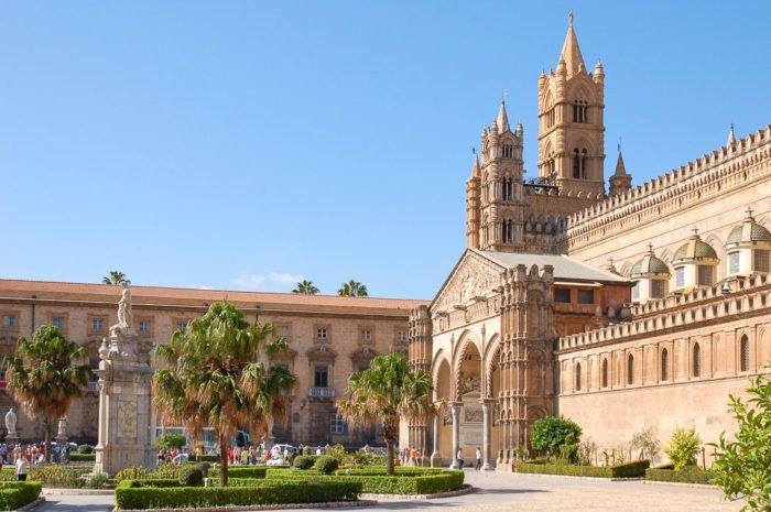 Die schönsten Sehenswürdigkeiten in Palermo
