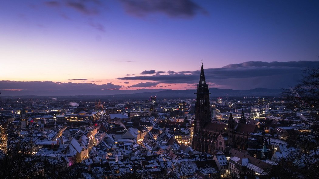 Schlossberg, Freiburg