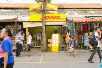 Chatuchak Markt Post