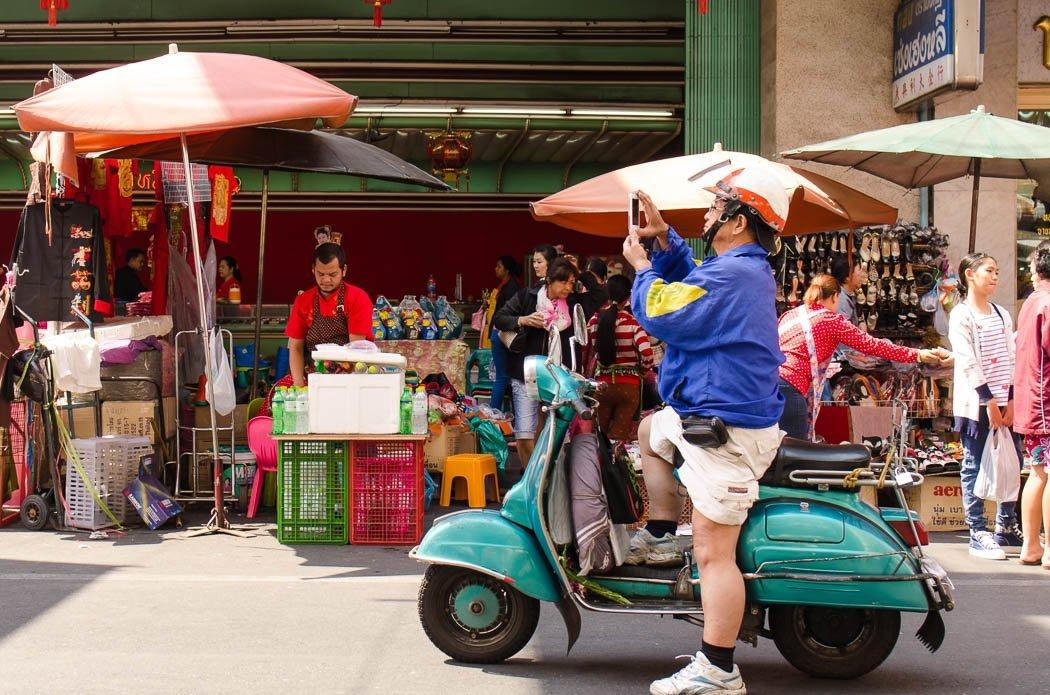 Chinatown Roller