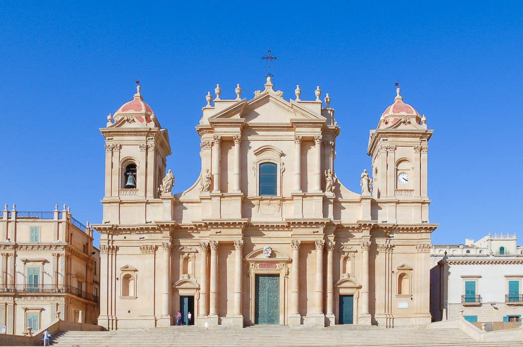 Noto Kathedrale