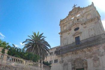 Kirche Syrakus
