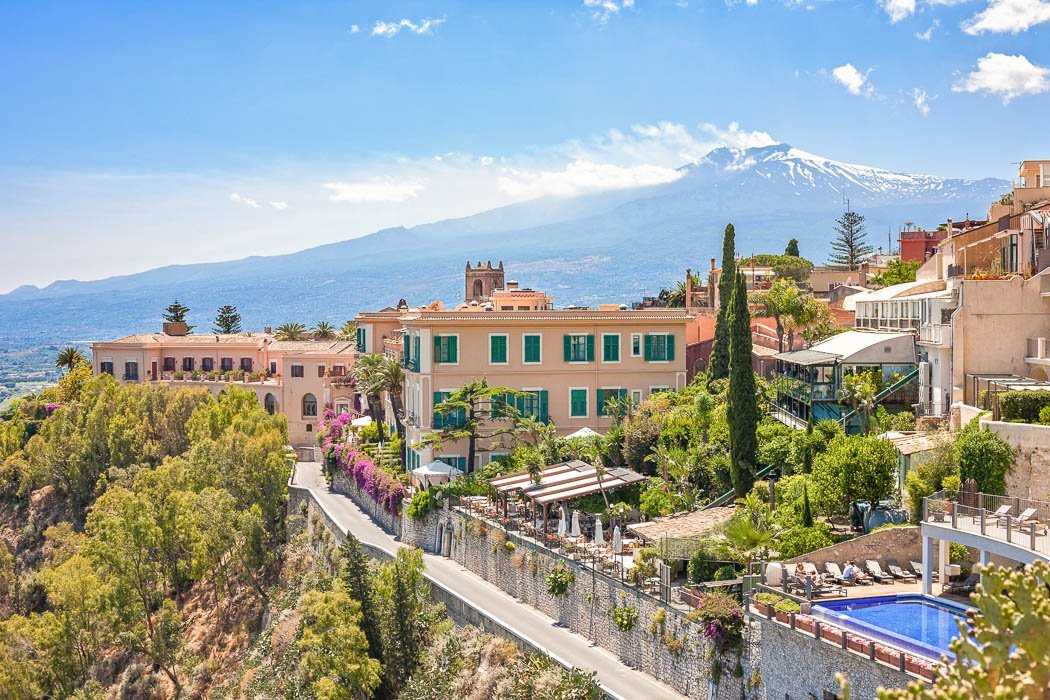 Ätna und Taormina