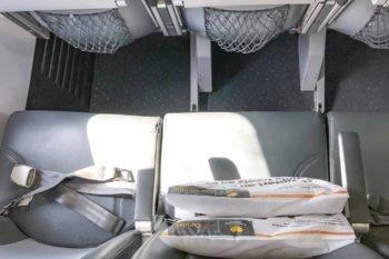 Sitze in der Condor Premium Class