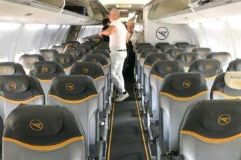 Erfahrungsbericht: In der Condor Premium Class nach Fuerteventura