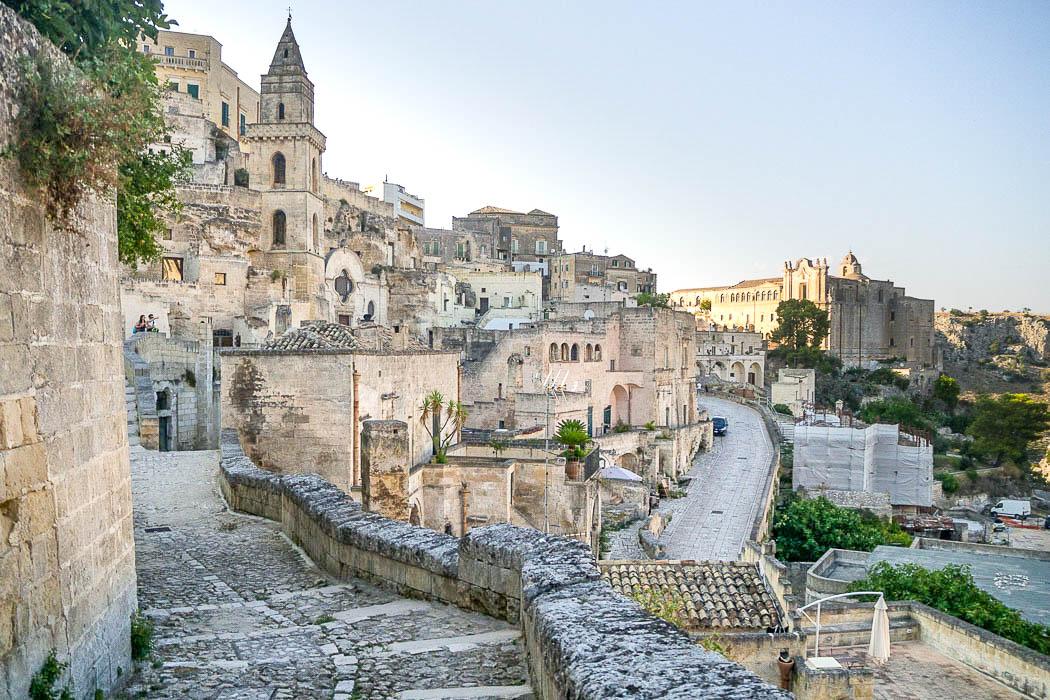 Matera: Sehenswürdigkeiten und Tipps für Europas Kulturhauptstadt 2019