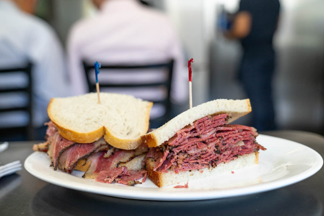 Pastrami Queen in der Upper East Side