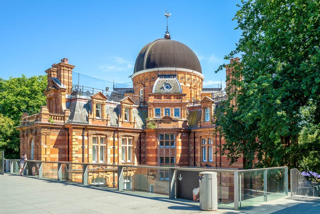 Royal Observatory Greenwich in London