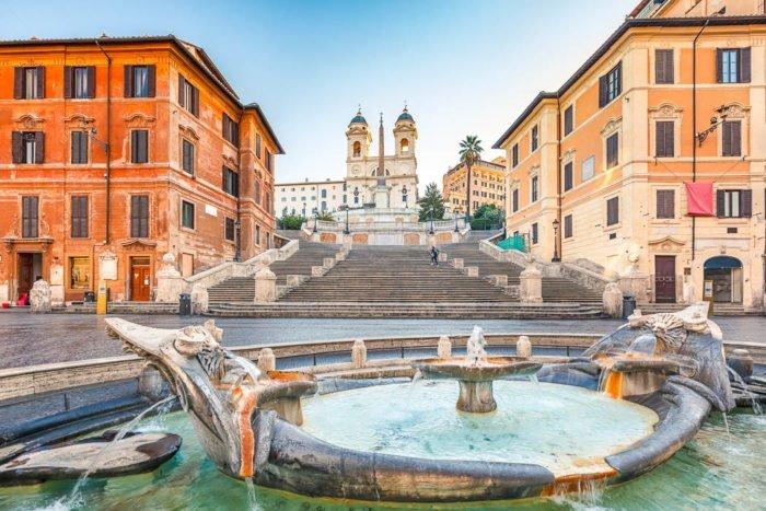 Rom Sehenswürdigkeiten: Das musst du gesehen haben