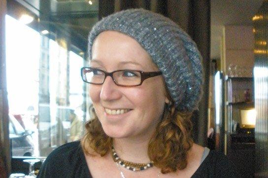 Gastautorin Meike