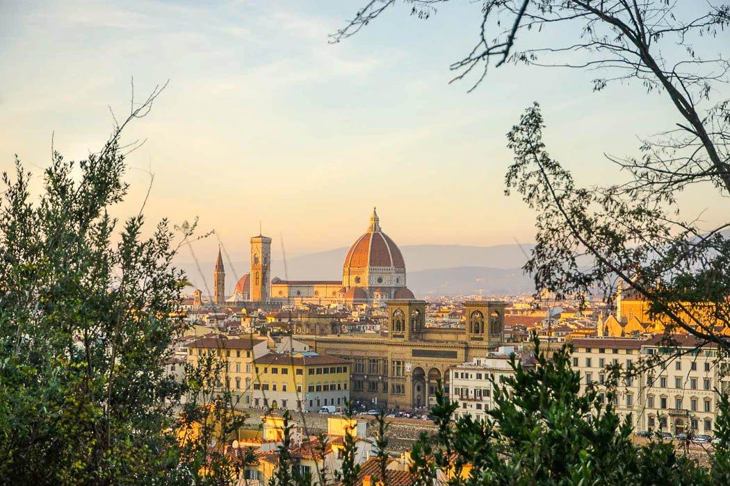 Florenz Aussicht